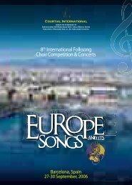 brochure 2006 - Associazione Internazionale Amici della Musica ...