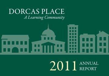 board of directors - Dorcas Place