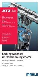Ladungswechsel im Verbrennungsmotor - ATZlive