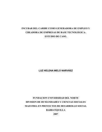 ANTEPROYECTO DE INVESTIGACION - Repositorio Digital de la ...