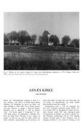 ASNÆS KIRKE - Danmarks Kirker - Nationalmuseet