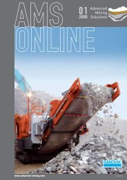 und Führungskräfte in der mineralischen ... - Advanced Mining
