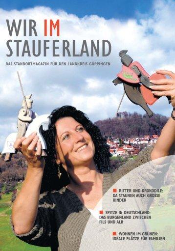 Magazin als pdf-Dokument (24 MB) - Staufen Plus