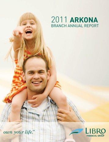 Arkona - Libro Financial Group