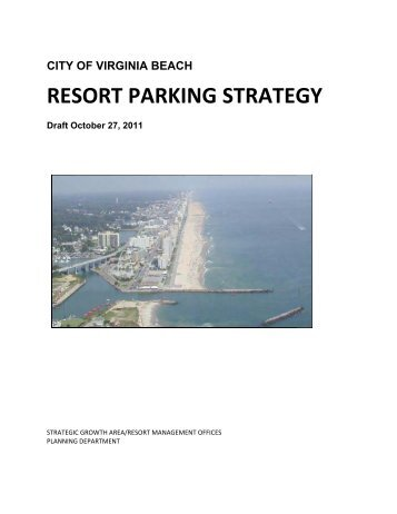 RES SOR T PA ARKI NG STRATEGY - City of Virginia Beach
