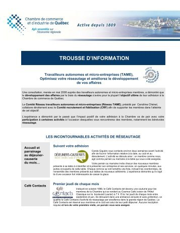 Trousse d 39 valuation du tdah de caddra caddra for Chambre de commerce quebec