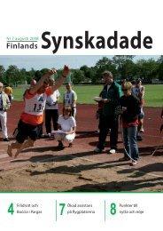 1 - Förbundet Finlands Svenska Synskadade rf