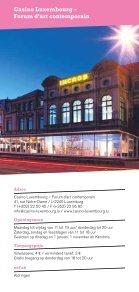 Musea en Tentoonstellingen in Luxemburg 2011 - Page 6