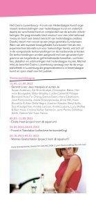 Musea en Tentoonstellingen in Luxemburg 2011 - Page 7