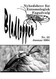 lop 22 - alle sider - Dansk Entomologisk Forening