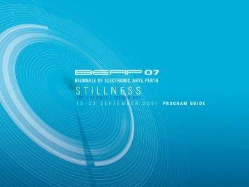 stILLness - Nomad