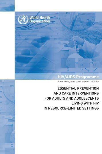World Health Organization Hiv Aids