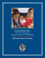 Celebrating Life: - PEPFAR