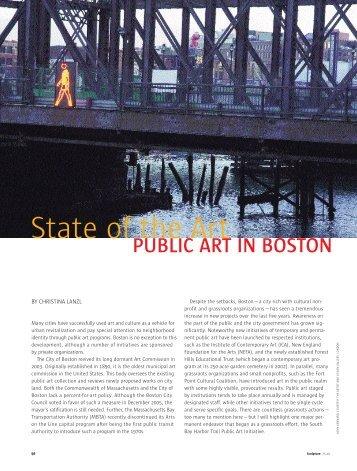 State of the Art - Massachusetts College of Art