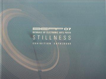 contemplating stillness - University of New South Wales Blogs