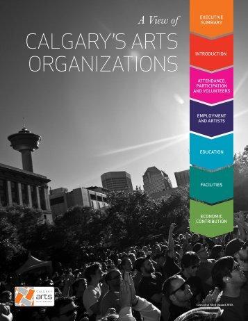 Download the white paper. - Calgary Arts Development