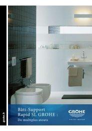 Bâti-Support Rapid SL GROHE :