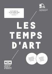 les temps d'art - Fondation Vasarely