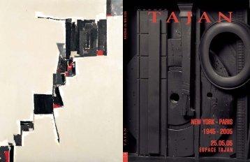 Tajan - New York-Paris, 1945-2005 - Vente le 25 mai 2005