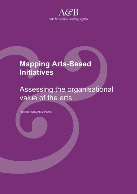 The Arts Value Matrix - Arts for Business Institute