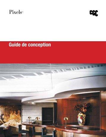 Guide de conception - CGC
