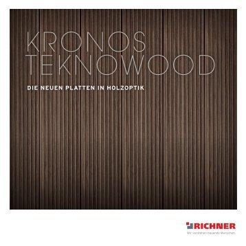 Kronos TeKnowood - Richner