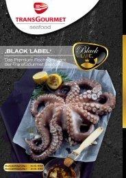 'BLACK LABEL' - TransGourmet Seafood