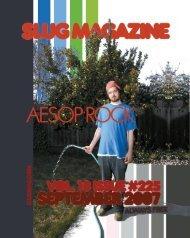 PRODUCT REVIEW: Technique PRESENTS: next ... - SLUG Magazine