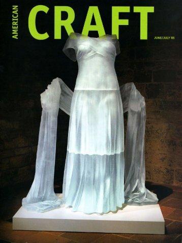 American Craft June 05.pdf - Karen LaMonte