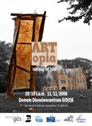 ARTopia flyer