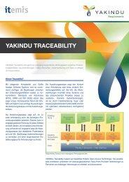 YAKINDU TRACEABILITY - itemis AG