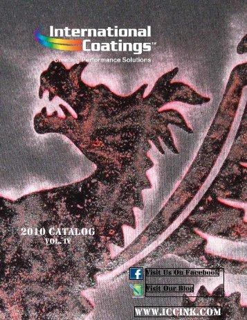 CD Brochure Vol XIV - Iccink.com
