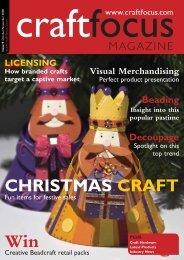 creative expressions_IFC_CF1.indd - Craft Focus Magazine