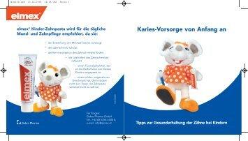 [PDF] Karies-Vorsorge von Anfang an - NetDoktor.at