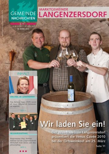(4,25 MB) - .PDF - Langenzersdorf
