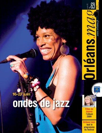 Orléans.mag n°69 - Ville d'Orléans