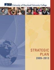 Strategic Plan - UMUC