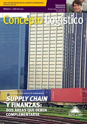 Supply Chain y Finanzas: - Concepto Logístico