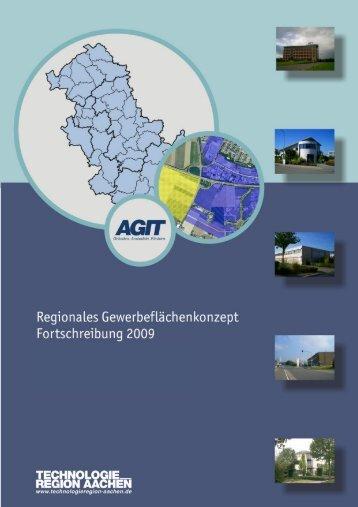 Regionales Gewerbeflächenkonzept für die Region Aachen
