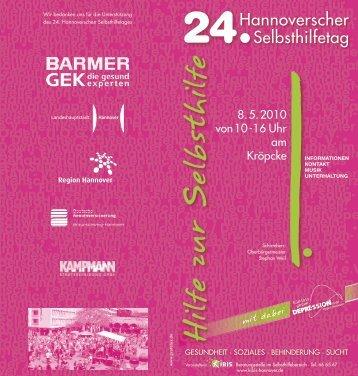 stelle Hannover • Deutsche ILCO eV ... - KIBIS-Hannover