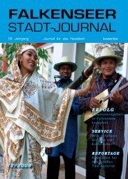 November 2009 - Falkenseer Stadtjournal