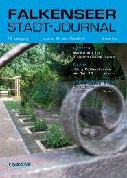 November 2010 - Falkenseer Stadtjournal