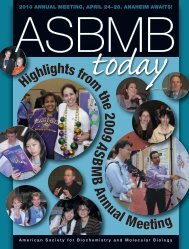 ASB M B Annual Meeting Highlights from the 2009