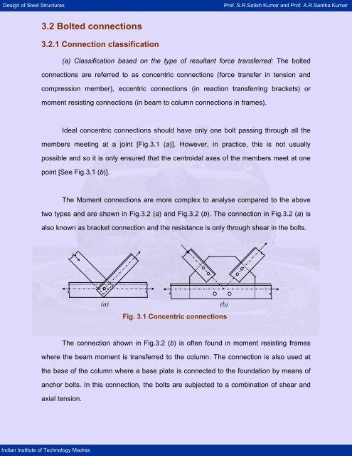 Types of foundation nptel