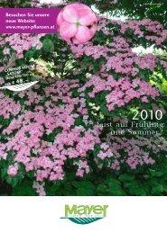 Besuchen Sie unsere neue Website - Mayer-Pflanzen