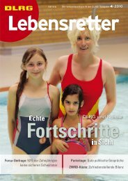 Lebensretter 4/2010 - DLRG