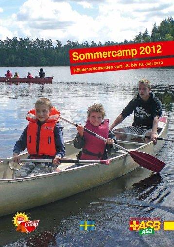 camp-tagebuch schweden 2012 - ASB Heiligenhafen