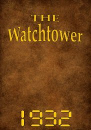 afield - Watchtower Archive