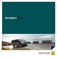 NEW RENAULT TRAFIC - Renault Liban