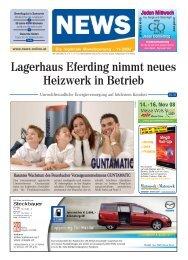 Lagerhaus Eferding nimmt neues Heizwerk in ... - NEWS-ONLINE.at